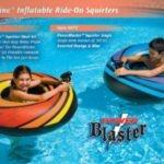 Power Blaster Float