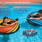 Power Blaster Float