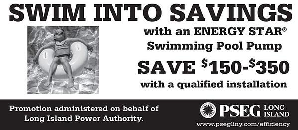 Pool Pump Rebate