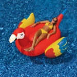 Parrott Float